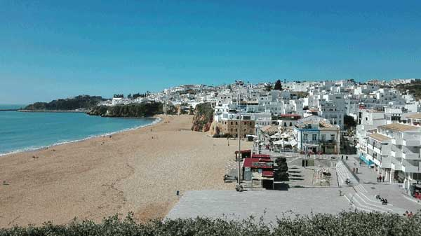 sjukersättning och flytta till portugal