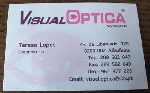 bra optiker i albufeira