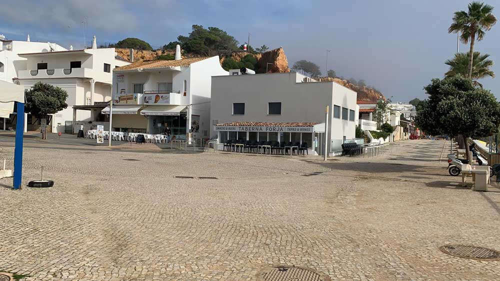 lockdown portugal algarve