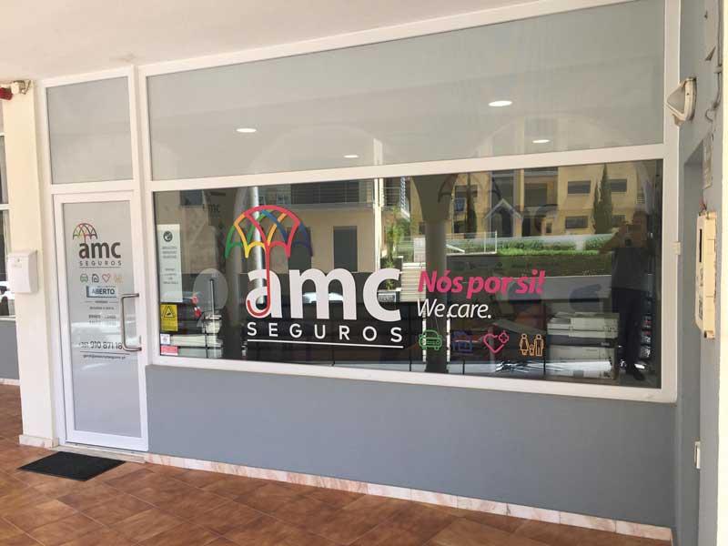 AMC kontor i Algoz